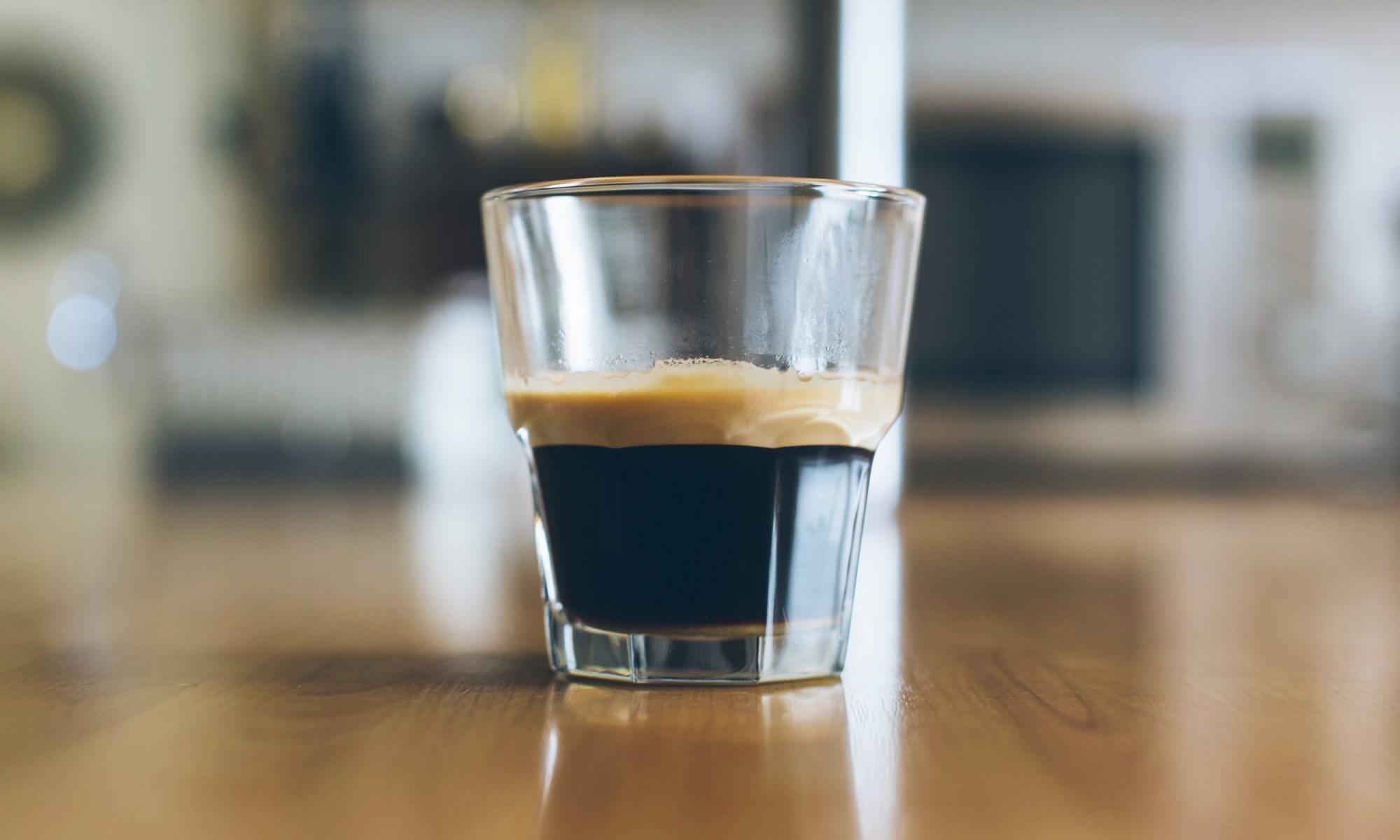espresso - Kaffee und Intervallfasten