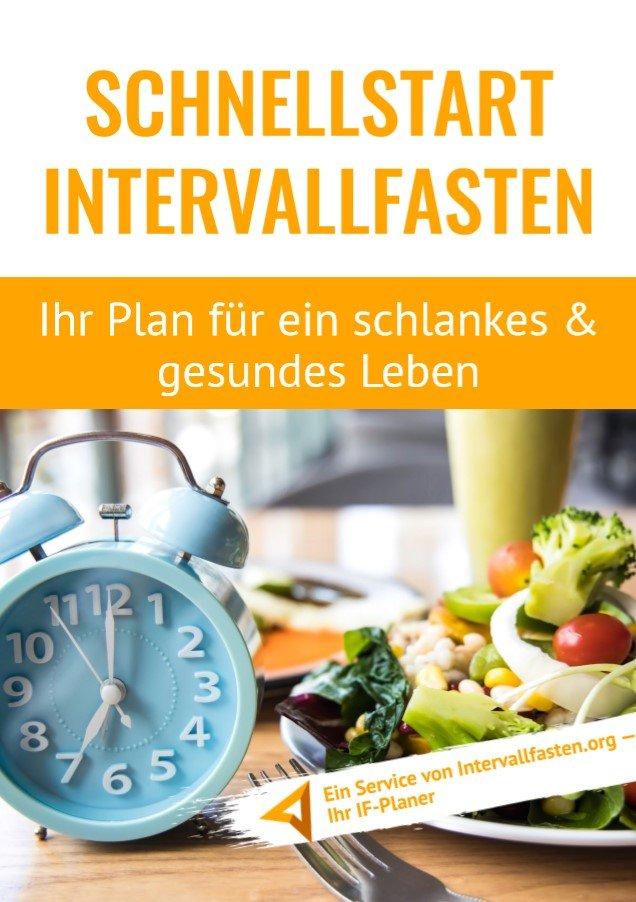 Intervallfasten Plan - Wochenplan Intervallfasten