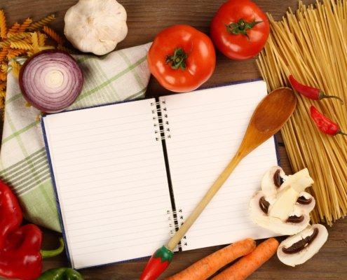 Intervallfasten Rezepte Essen 495x400 - Intervallfasten 16:8 - Gesund abnehmen mit Plan