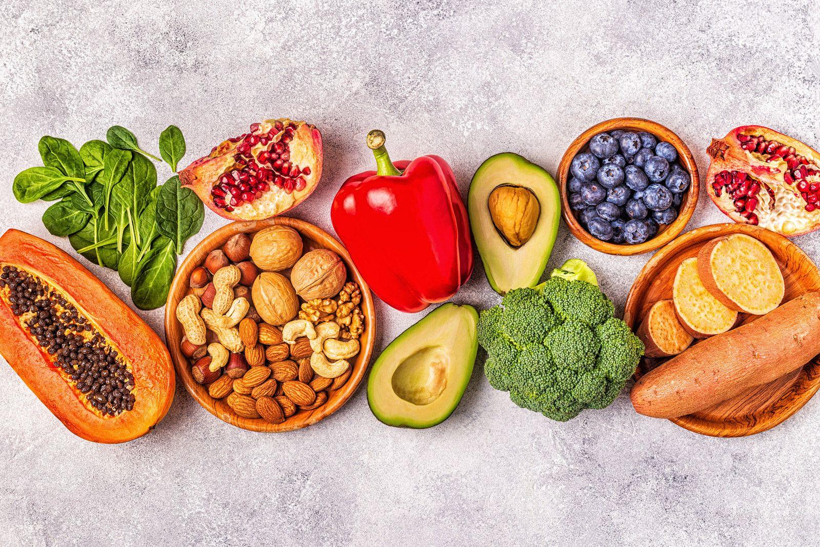 intervallfasten anti aging food - Wochenplan Intervallfasten