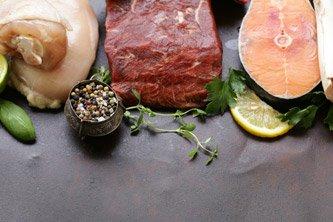 intervallfasten fleisch und fisch - Essen & Rezepte