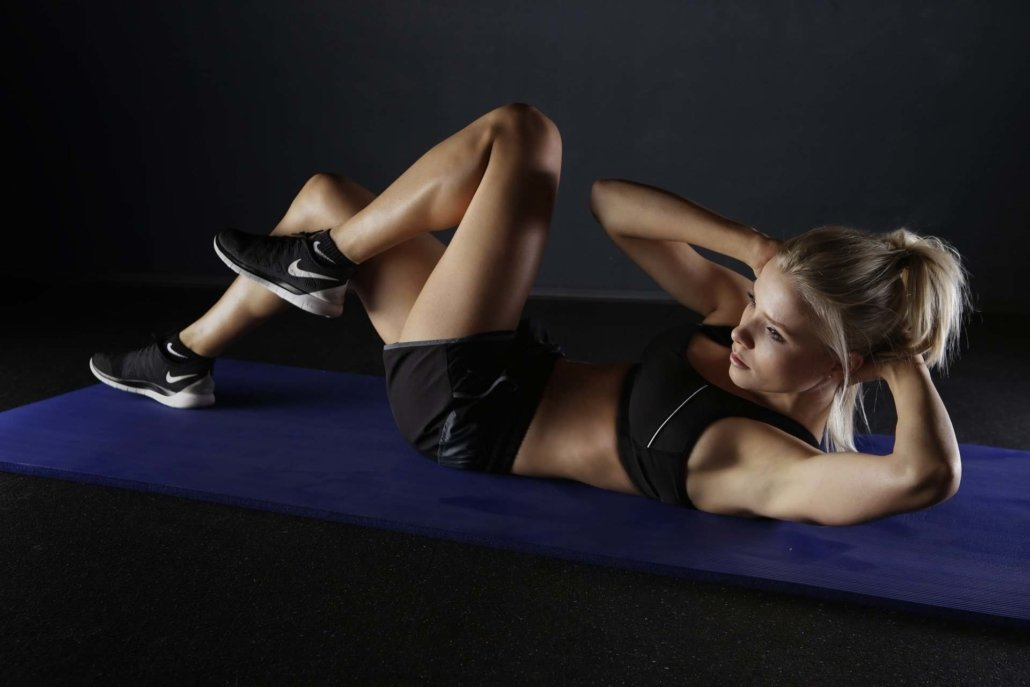intervallfasten sport uebung 1030x687 - Intervallfasten und Sport