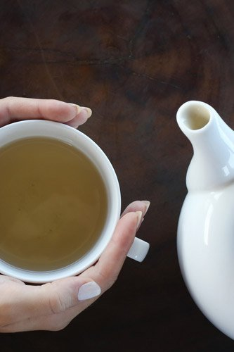 intervallfasten tea time - Trinken beim Intervallfasten